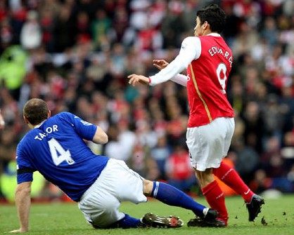 Arsenals makeshift defence makes their trip to Birmingham that much trickier